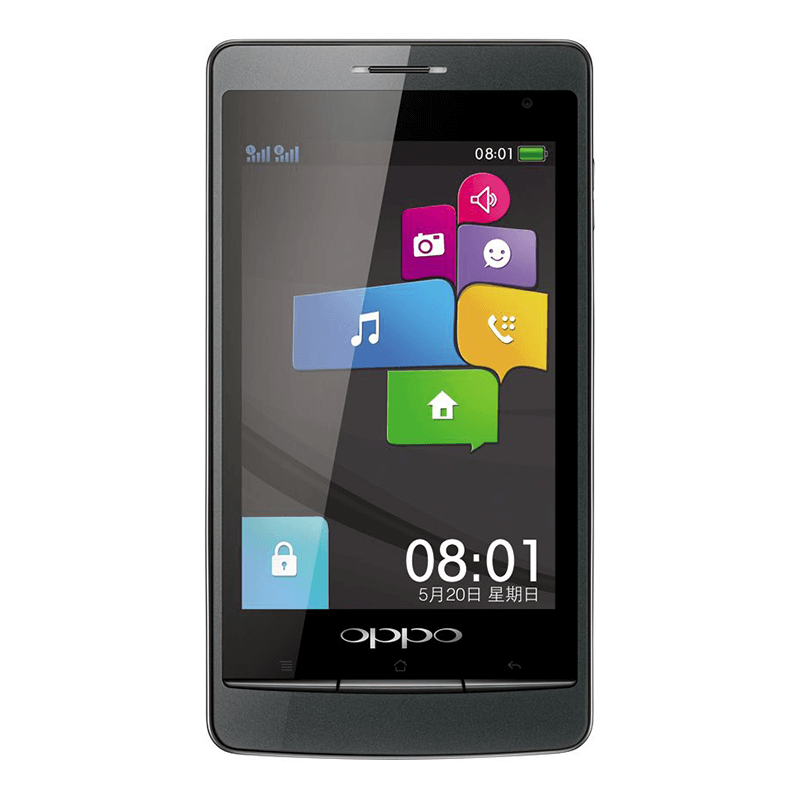 OPPO R801 不分版本