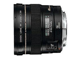 佳能EF 20mm f/2.8 USM 不分版本
