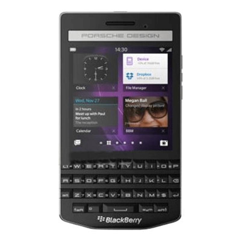 黑莓 P9983(联通3G) 不分版本