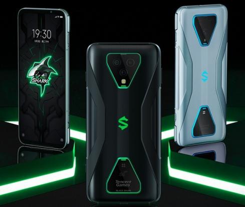 黑鲨游戏手机3 Pro3月27日发售,赶紧把旧手机回收换新机呀!