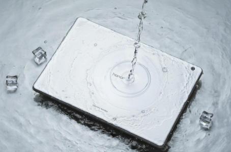 换换回收:能和你一起游泳的平板电脑
