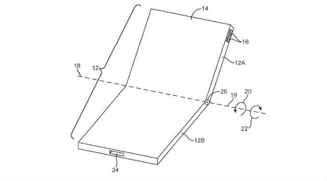 苹果这些动作准备做什么?重组领导层、折叠屏幕专利,换换回收专业iPhone回收